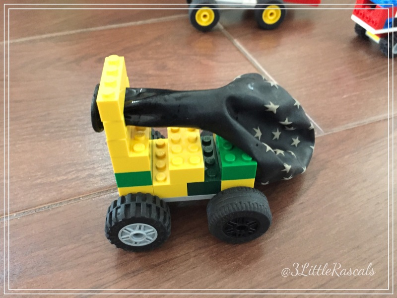 Lego® CLUB #1 | three Little Rascals exploring the world